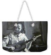 Vermeer Guitar Player Weekender Tote Bag