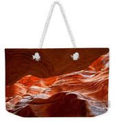 Vermilion Cliffs Abstract Weekender Tote Bag