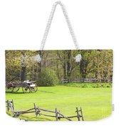 Vermont Buck Board Weekender Tote Bag