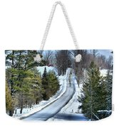Vermont Country Landscape Weekender Tote Bag