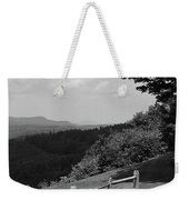 Vermont Countryside 2006 Bw Weekender Tote Bag