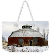 Vermont Round Barn Weekender Tote Bag