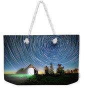 Vermont Starry Night Weekender Tote Bag