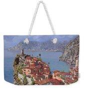 Vernazza-cinque Terre Weekender Tote Bag