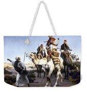 Vernet: Arabs, 1843 Weekender Tote Bag