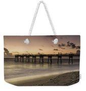 Vero Beach Sunrise Weekender Tote Bag