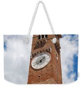 Verona Italy - Beautiful Torre Dei Lamberti Weekender Tote Bag