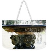 Versailles Fountain Weekender Tote Bag
