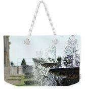 Versailles Fountains Weekender Tote Bag