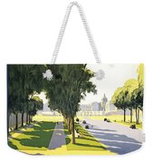 Versailles Travel Poster Weekender Tote Bag