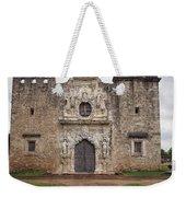 Vertical Mission Facade Weekender Tote Bag