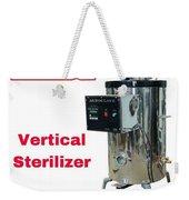 Vertical Sterilizer Weekender Tote Bag