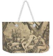 Vertumnus And Pomona, 1605  Weekender Tote Bag