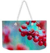 Very Berry Weekender Tote Bag