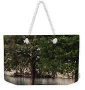 Very Inviting Weekender Tote Bag