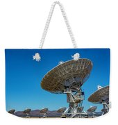 Very Large Array Weekender Tote Bag
