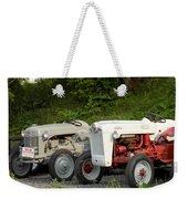 Very Old Ford Tractors Weekender Tote Bag