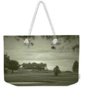 Vesper Hills Golf Club Tully New York Antique 02 Weekender Tote Bag