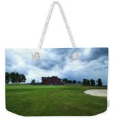 Vesper Hills Golf Club Tully New York Before The Storm Weekender Tote Bag