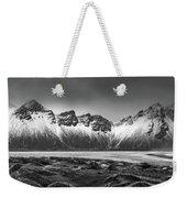 Vestrahorn Weekender Tote Bag by Mihai Andritoiu