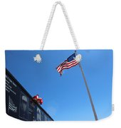 Veteran Tribute Weekender Tote Bag