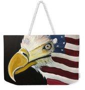 Veteran's Day Eagle Weekender Tote Bag