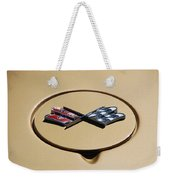Vette Flags Weekender Tote Bag