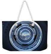 Vette Wheel Weekender Tote Bag