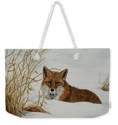 Vexed Vixen - Red Fox Weekender Tote Bag
