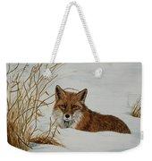 Vexed Vixen - Red Fox Weekender Tote Bag