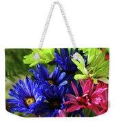 Vibrant Chrysanthemums Weekender Tote Bag