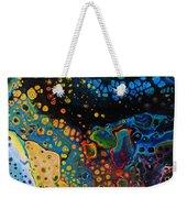 Vibrant Galaxy. Weekender Tote Bag