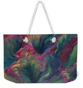 Vibrant Leaves Weekender Tote Bag