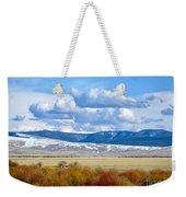 Vibrant Montana Weekender Tote Bag