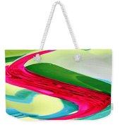 Vibrant Pattern Weekender Tote Bag