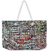 Vibration Weekender Tote Bag