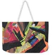 Vibrations Of Color Weekender Tote Bag