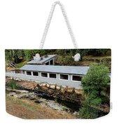 Vichy Springs Resort Carbonated Hot Springs Weekender Tote Bag
