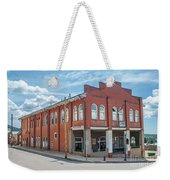 Victor Elks Lodge Weekender Tote Bag