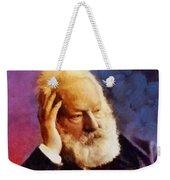 Victor Hugo, Literary Legend Weekender Tote Bag