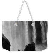 Victoria Falls - C 1911 Weekender Tote Bag by International  Images
