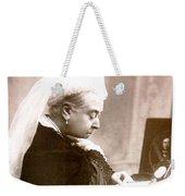 Victoria Weekender Tote Bag
