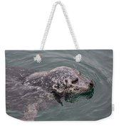 Victoria Seal  Weekender Tote Bag