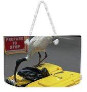Victoria Street Weekender Tote Bag