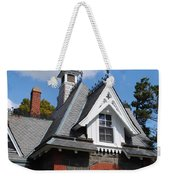 Victorian At The Old Soldiers Home Weekender Tote Bag