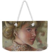 Victorian Beauty Weekender Tote Bag