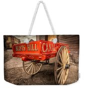 Victorian Cart Weekender Tote Bag by Adrian Evans