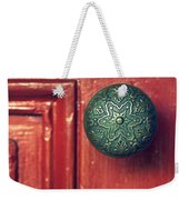 Victorian Door Handle Weekender Tote Bag