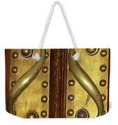 Victorian Door Pulls Weekender Tote Bag