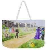 Victorian Filey Weekender Tote Bag
